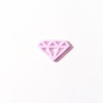 Diamant parme Zibuline