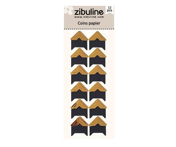 Coins_papier_Zibuline_dore