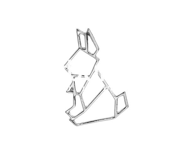 Breloque_Zibuline_Origami_lapin