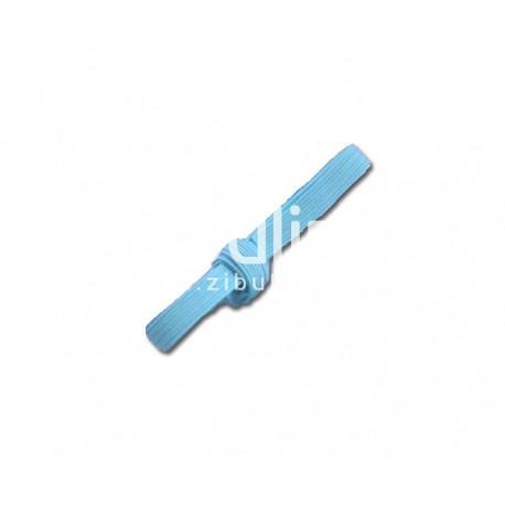Elastique plat - Bleu clair
