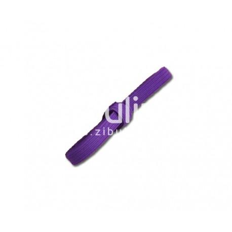 Elastique plat - Violet