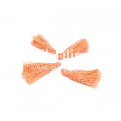 Zibuline - Pompon fils - Corail