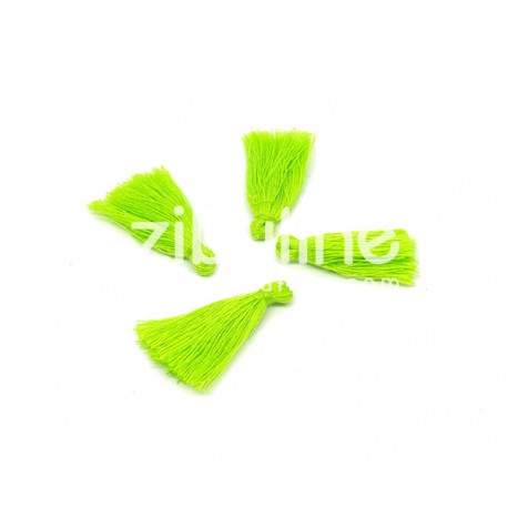 Pompon fils - Vert