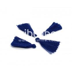 Pompon fils - Bleu marine