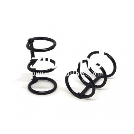 Reliure 3 anneaux - 2 cm noir