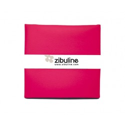 Coupon simili cuir - Fushia