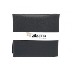 Coupon simili cuir - Anthracite