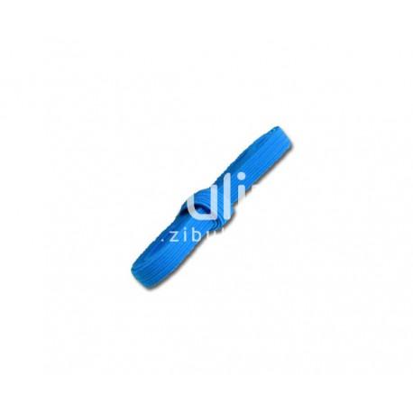 Elastique plat - Bleu roi