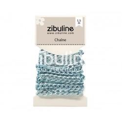 Chaîne 9 mm - Bleu clair
