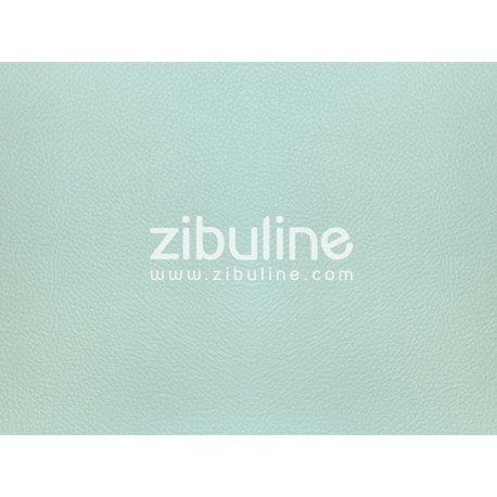 Feuille simili cuir - Mint