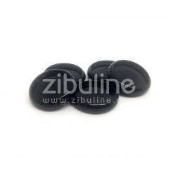 Disques à relier - Opaque noir