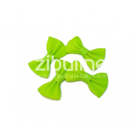 Nœuds - Vert fluo