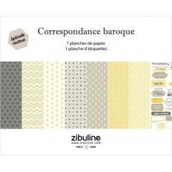 """Collection """"Correspondance baroque"""""""
