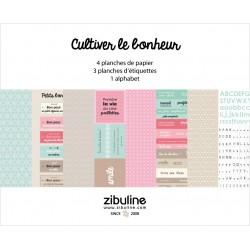 """Collection """"Cultiver le bonheur"""""""