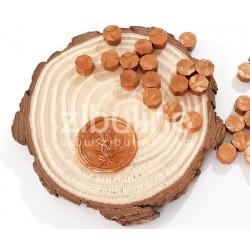 Pastilles de cire - Cuivre nacré