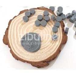 Pastilles de cire - Gris
