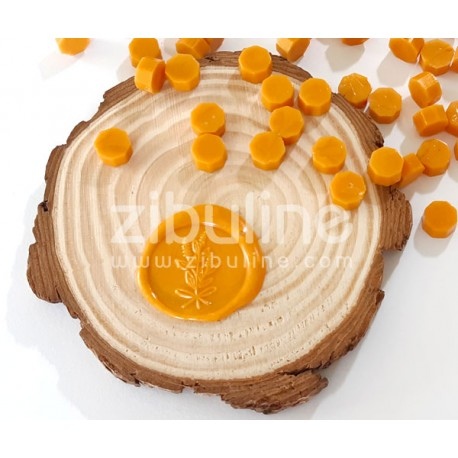 Pastilles de cire - Orange