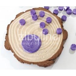 Pastilles de cire - Violet nacré