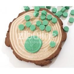 Pastilles de cire - Vert sauge
