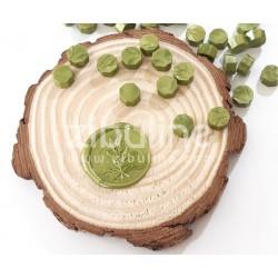 Pastilles de cire - Kaki nacré