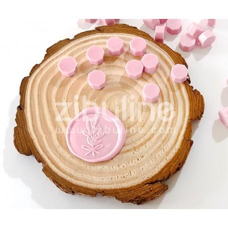 Pastilles de cire - Rose
