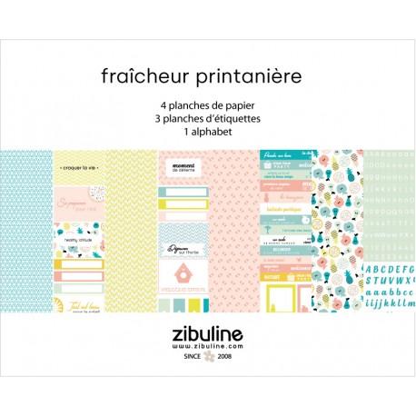 """Collection """"Fraîcheur printanière"""""""